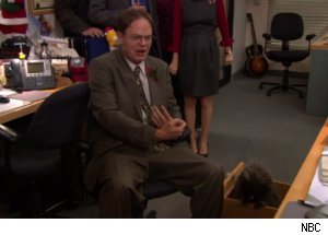 'The Office' - 'Christmas Wishes'