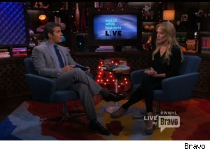 Taylor Armstrong, 'Watch What Happens Live'