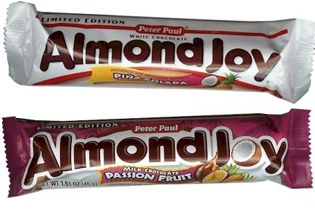10. Passion Fruit Almond Joy