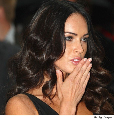 megan fox hands