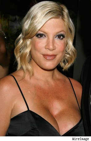 Tori Spelling Donna has graduated to a life of husband stealing, ...