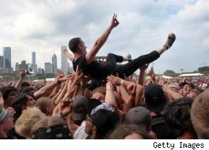 Mark Malkoff Hopes to Crowd Surf Manhattan