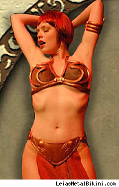 But when we stumbled upon Leia's Metal Bikini, a fan site created in 2002 by ...