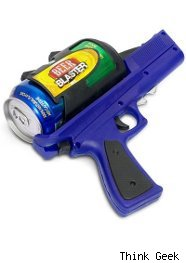 Think Geek Beer Blaster Liquid Shooter