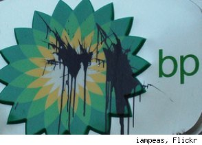 BP stations being targeted