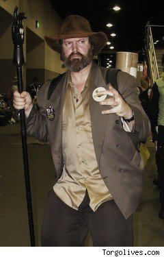 Rupert Munch, professional Torgo impersonator from 'Manos: The Hands of Fate'