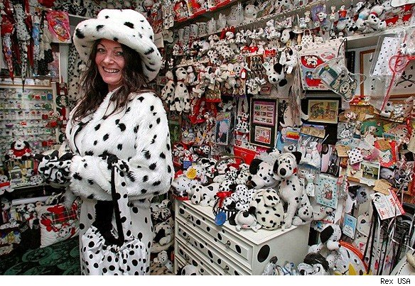 101 dalmations toy collection