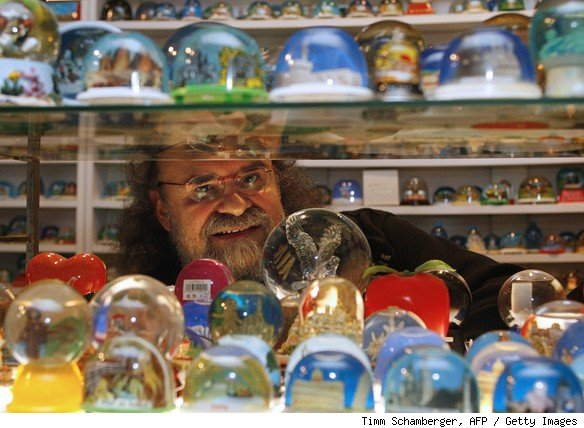 snow globe toy collection