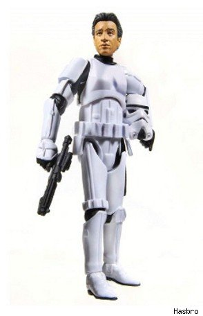 Hasbro Jon Stewart storm trooper