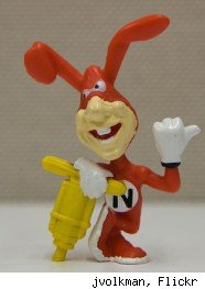 Avoid the Noid, and also Jamal Thomas