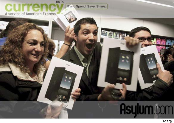 ipad giveaway, ipad contest
