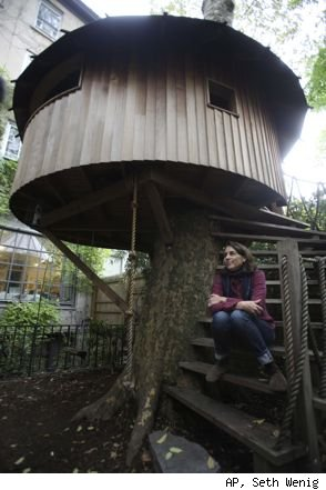 manhattan treehouse