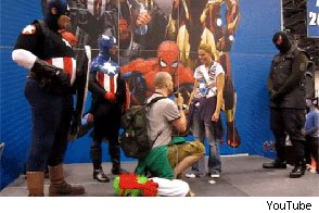 New York Comic-Con proposal
