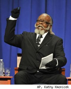 Jimmy McMillan, Rent is Too Damn High Party