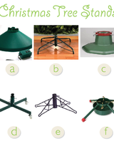 Christmas Tree Stand: Don't Forget This Holiday Necessity