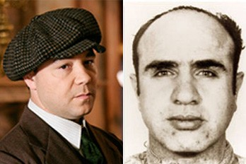 Al Capone Boardwalk Empire