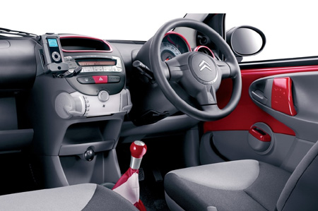 Citroen C1 Airplay