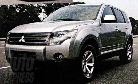 Mitsubishi's next Montero due early next year
