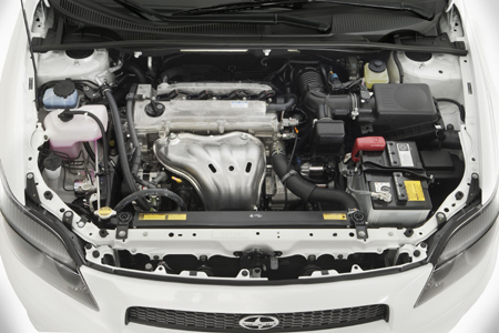 2007 Scion tC Spec Package for tuners - Autoblog
