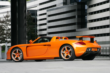 TechArt Carrera GT