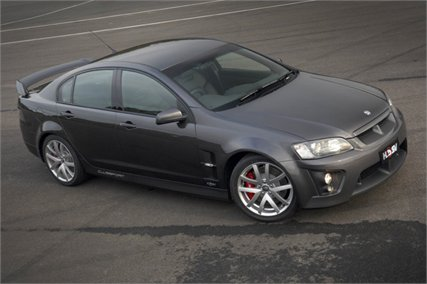 Holden HSV E-Series ClubSport R8