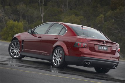 Holden HSV E-Series Senator Signature