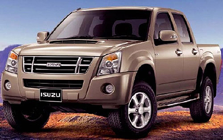 Isuzu rolls out new D-Max pickup
