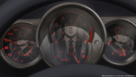 Ghost in the Shell / Nissan