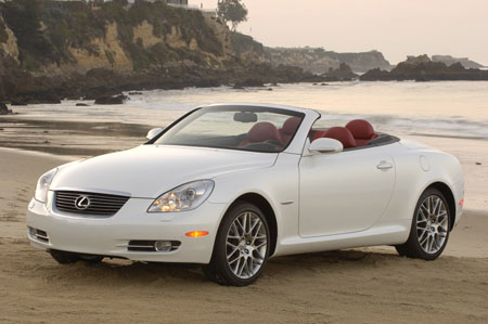 Lexus Sc 430 Hardtop Convertible. Sales of the bulbous Lexus SC