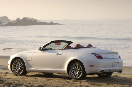That time of year, again: Lexus SC430 Pebble Beach Edition ...