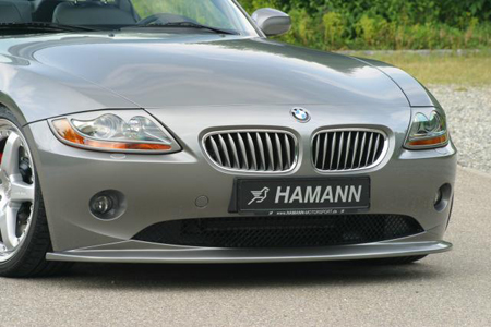 Hamann Z4 - old front skirt