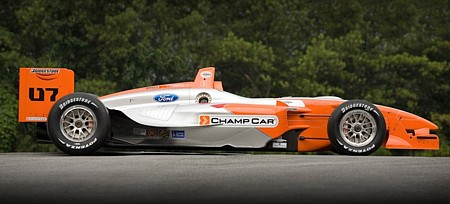 2007 Panoz DP01 Champ Car unveiled - Autoblog