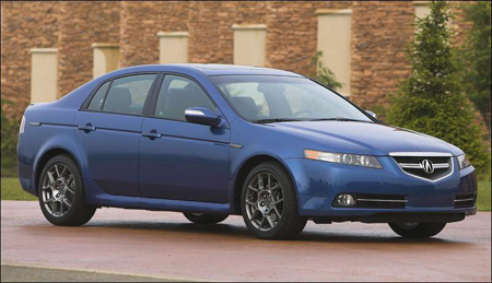 Acura Jackson on No More Mystery  Acura Tl Type S Official Photos Hit The Web
