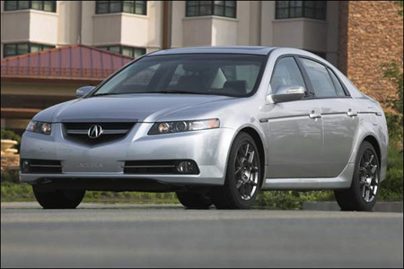 2003 Acura Type on No More Mystery  Acura Tl Type S Official Photos Hit The Web