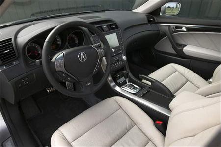 Acura 2004  Sale on No More Mystery  Acura Tl Type S Official Photos Hit The Web