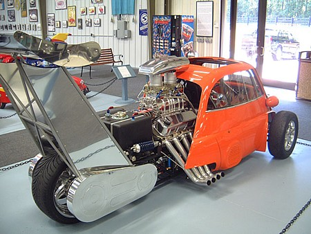 Find Of The Day 1959 Bmw Isetta Drag Racer Autoblog
