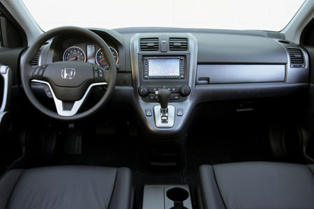 Officially Official: 2007 Honda CR-V - Autoblog