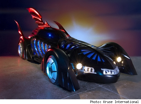 1995 Batmobile from Batman Forever