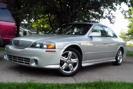 2002 Lincoln Ls V8. In our eyes the Lincoln LS was
