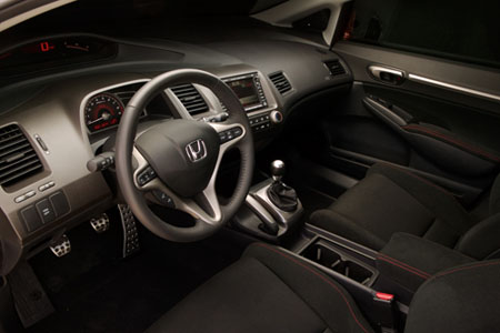 2007 Honda Civic Si Sedan Autoblog