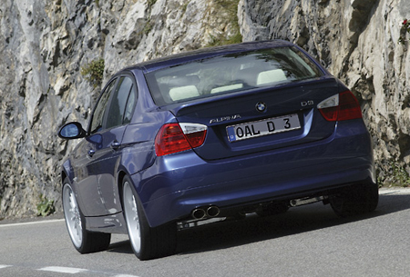 Bmw Alpina D3 Economical Excitement Autoblog
