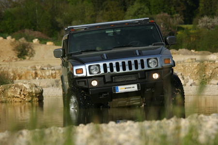 HUMMER by GeigerCars.de
