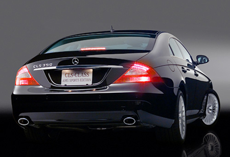 Mercedes-Benz CLS 350 AMG Sports Edition - Japan