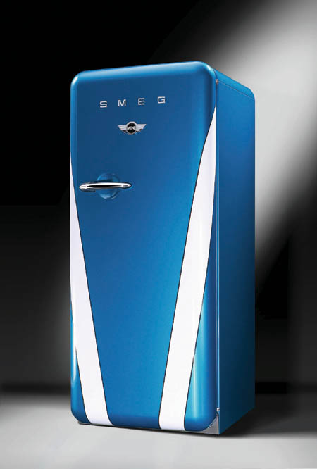 Smeg FAB28MCS - MINI Limited Edition