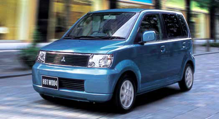 Last-gen eK Wagon