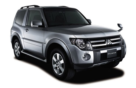 Making it official: More Mitsubishi Pajero before Paris