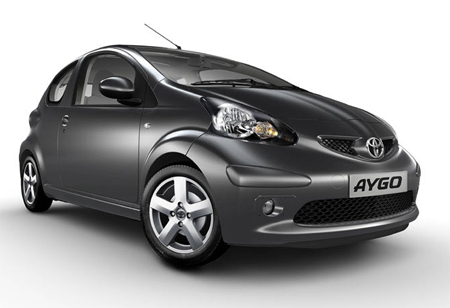 Toyota Aygo 3 Door. Toyota may bring the Aygo,