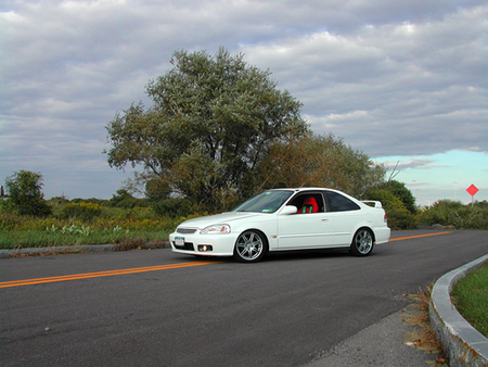 99 civic ex coupe