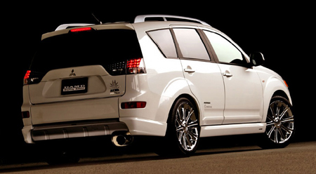 Damd If You Do Mitsubishi Outlander Tuned By Damd Autoblog