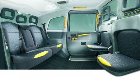 Where To Gov Na New Tx4 London Cabs Introduced In Europe